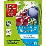 Bayer Jardín 84454265 frutas de hueso, fungicida antimoho baycor T 30g (6x 5g)