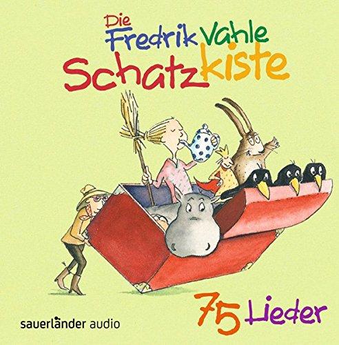 Download Die Fredrik Vahle Schatzkiste: 75 Lieder