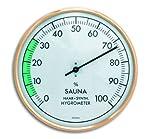 TFA Dostmann Sauna-Hygrometer 40.1012, 16 cm