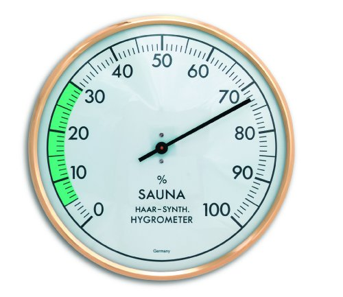 TFA Dostmann Sauna-Hygrometer 40.1012