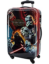 Disney Star Wars Battle Maleta, 53 Litros, Color Negro