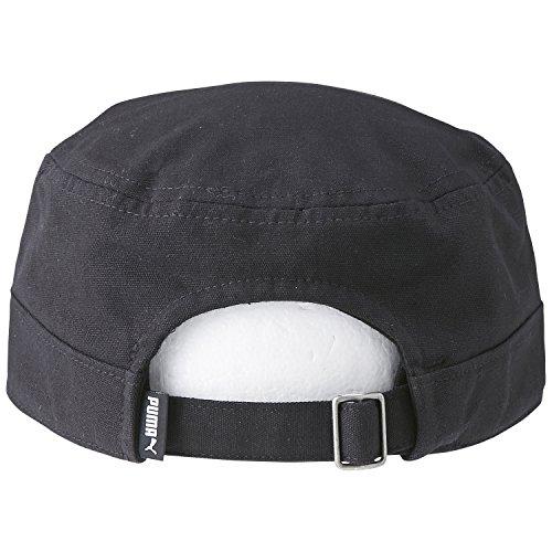 PUMA casquette penham military taille Noir - noir