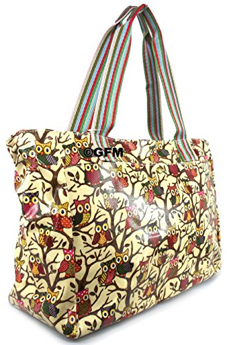 gfm-large-size-gloss-finish-oilcloth-tote-bag-4233ottr