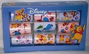 Disney Winnie The Pooh: Sticker Box