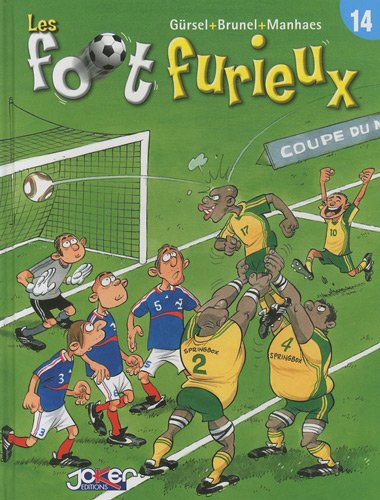 Foot furieux T14