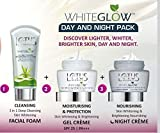 #2: Lotus Herbals White Glow Day and Night Pack