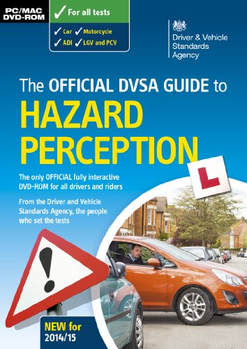 the-official-dvsa-guide-to-hazard-perception-dvd