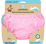 Charlie Banana Schwimmwindel Trainingswindel 2-in-1 the fashion collection Baby Pink Large 18-36 Monate Trainer