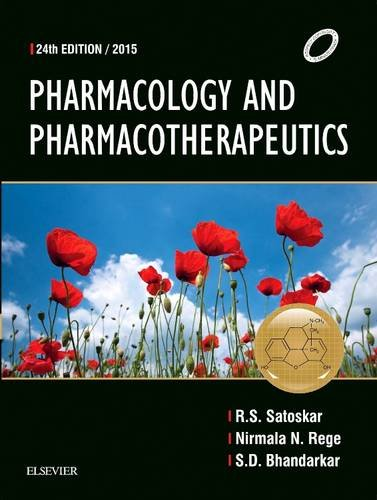 Free Download Pdf Pharmacology And Pharmacotherapeutics 24e