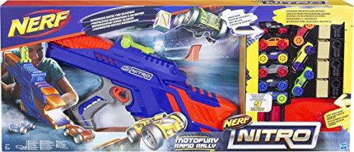 Nerf Nitro - Motofurry (Hasbro C0787EU40)