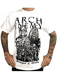 Arch Enemy, T-Shirt, Zombie White