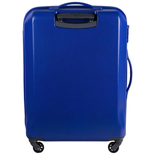 345082102 Trolley Delsey MISAM 4 Rollen 76 cm blau - 5