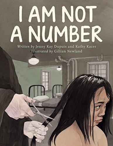 I Am Not a Number por Jenny Kay Dupuis