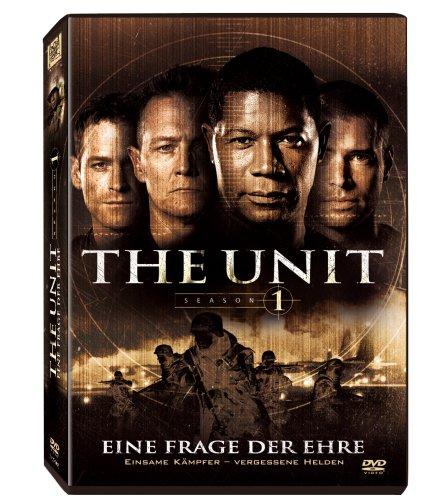 The Unit - Eine Frage der Ehre, Season 1 [4 DVDs]