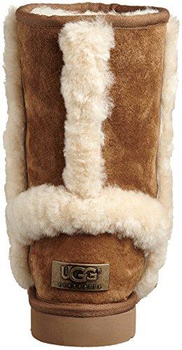 Ugg Australia W Carter, Bottines Beige Pour Femmes (camel)
