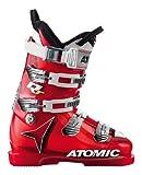 Atomic RT CS 110uomo scarponi da sci (rosso/trasparente), Uomo,