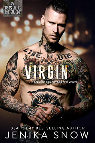 Virgin (A Real Man, 2) (English Edition) von [Snow, Jenika]