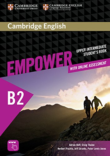 Cambridge English Empower Upper Intermediate Student's Book with Online Assessment and Practice