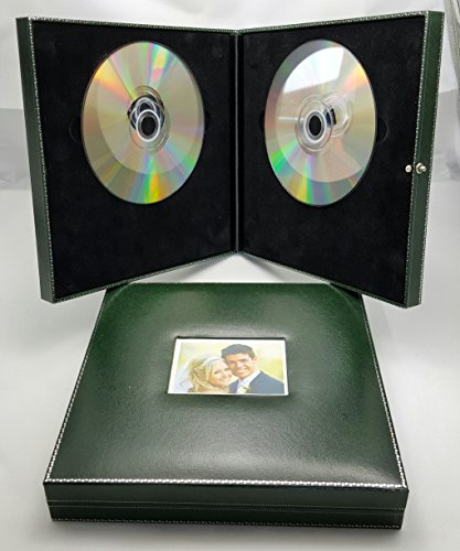 wedding-special-occasions-double-cd-dvd-display-gift-case-foe-leather-bound-with-velvet-inner