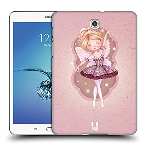 Head Case Designs Sugar Plum Fairy The Nutcracker Hard Back Case for Samsung Galaxy Tab S2 8.0