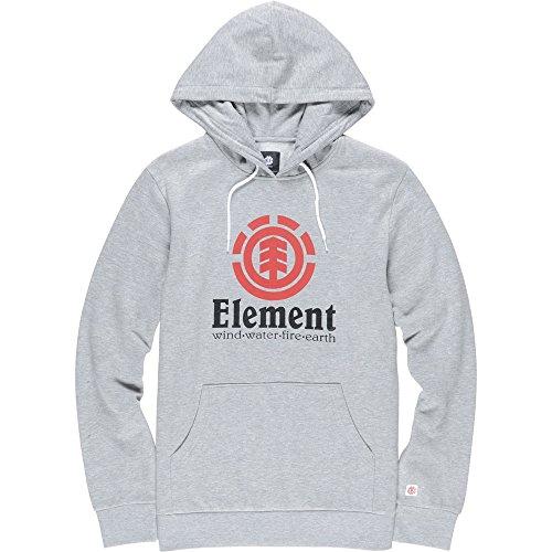 Element Vertical Hoodie Grau