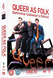 Queer As Folk - Definitive Collector's Edition [DVD]