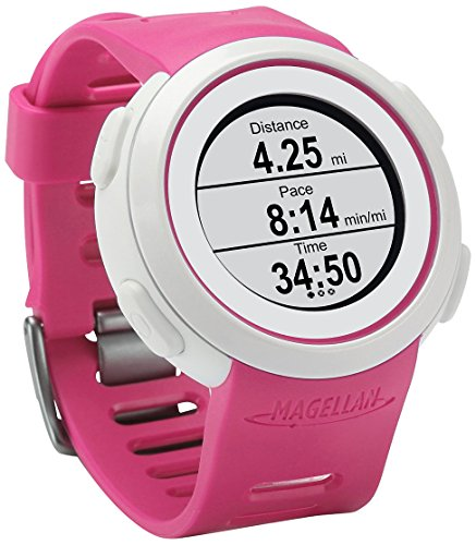 Magellan Armbanduhr Echo Smart Sport Watch - Correa para dispositivo electrónico, color rosa