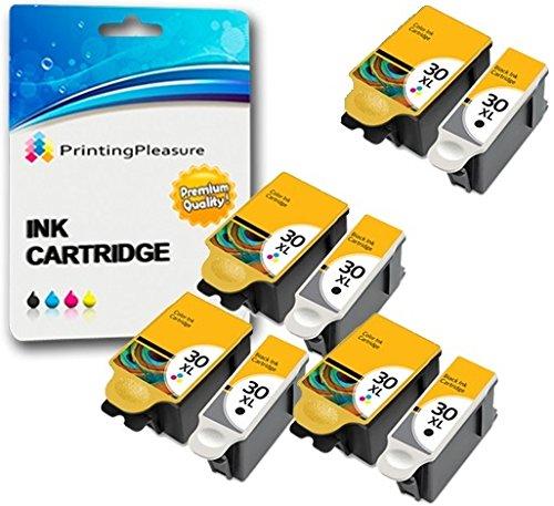 8-xl-4-sets-compatible-kodak-30xl-30b-30cl-ink-cartridges-for-kodak-hero-22-31-42-51-esp-12-32-32s-c