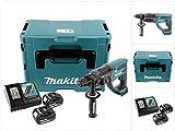 Makita DHR 202rtj 18V batteria–Martello Demolitore Sds Plus in MAKPAC con 2X batteria 5,0AH e caricatore