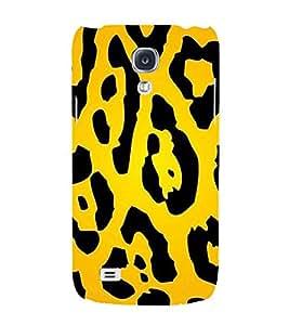 PrintVisa Leapard Lion Skin 3D Hard Polycarbonate Designer Back Case Cover for Samsung Galaxy S4 mini I9195I :: Samsung I9190 Galaxy S4 mini :: Samsung I9190 Galaxy S IV mini :: Samsung I9190 Galaxy S4 mini Duos :: Samsung Galaxy S4 mini plus