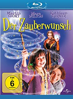 Der Zauberwunsch [Blu-ray]