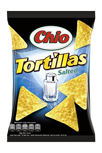 Chio Tortilla Chips Salted