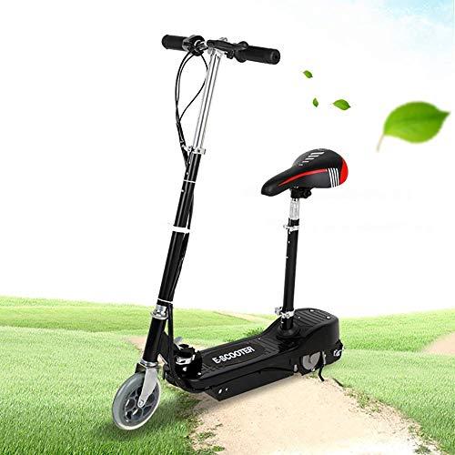 YUEYE Elektro Scooter City Elektroscooter mit 60 Km/h Geschwindigkeit, Faltbarer E-Scooter und City E-Roller Erwachsene und Kinder,Black (Erwachsene Roller Motor Für)