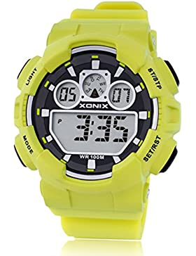 Mode-ZifferblattLEDSport-Uhren/Multifunktionale digitale Mode-Digitaluhr-D