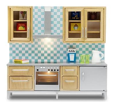 Lundby - L609001 - Casa de Muñecas - Cocina de Estocolmo por Lundby