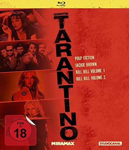 Tarantino Collection [Blu-ray]