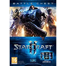 StarCraft II: Battle Chest 2.0 - Standard   Código Battle.net para PC