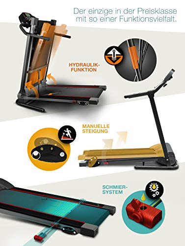 Sportstech F10 Laufband - 2