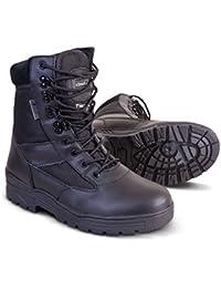 Kombat Patrol Boot 50/50 Black