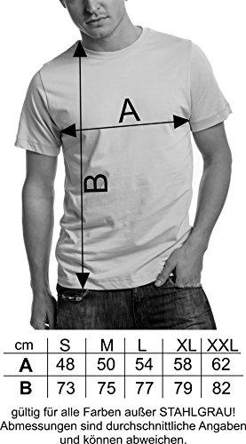 Stolzer Papa - T Shirt | Papa-Shirt für stolze Väter | vintage Print - verschieden Farben Teal