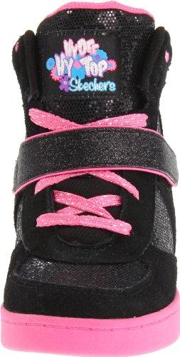 Skechers  Hydee Plus 2,  Sneaker bambina Nero (Noir (Bkhp))