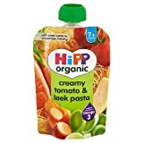 HiPP Bio Pikant Pouch - cremig Tomaten-Lauch-Nudeln 130g