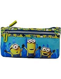 Minions Party Pochette Handbag Cosmetic Vanity Bag Travel