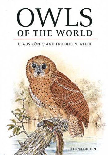 Owls of the World por Claus Konig