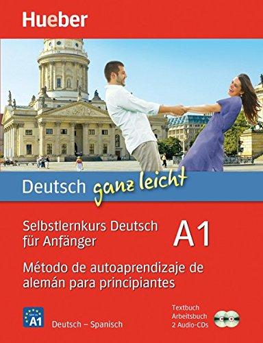 DEUTSCH GANZ LEICHT Curso autoaprend. A1