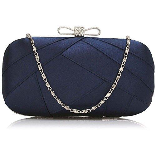 box-clutch-bag-hard-case-satin-handbag-bow-ladies-diamante-evening-bridal-purse
