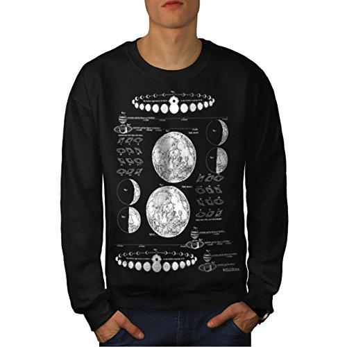 stages-von-das-mond-raum-leben-herren-neu-schwarz-m-sweatshirt-wellcoda