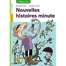 Histoires minute , tome 02: Nouvelles histoires minute