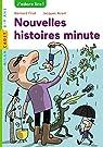 Histoires minute, tome 2 : Nouvelles histoires minute par Friot