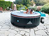 NETSPA MONTANA Whirlpool für 4 Personen (2+2)